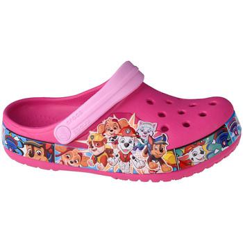 kengät Lapset Puukengät Crocs Fun Lab Paw Patrol Rose
