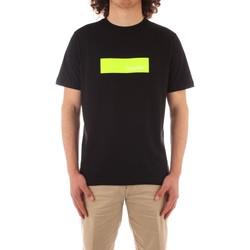 vaatteet Miehet Lyhythihainen t-paita Refrigiwear JE9101-T27300 BLACK