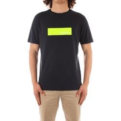 vaatteet Miehet Lyhythihainen t-paita Refrigiwear JE9101-T27300 BLUE