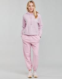 vaatteet Naiset Verryttelyhousut Levi's WFH SWEATPANTS Vaaleanpunainen
