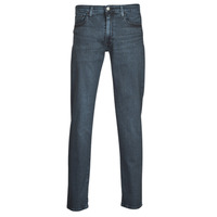 vaatteet Miehet Slim-farkut Levi's 512 SLIM Sininen