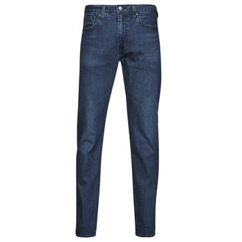 vaatteet Miehet Slim-farkut Levi's 513 SLIM TAPER Sininen