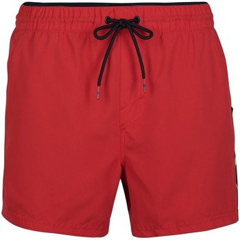 vaatteet Miehet Shortsit / Bermuda-shortsit O'neill Pm Cali Panel Punainen