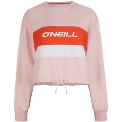 vaatteet Naiset Ulkoilutakki O'neill Athleisure Crew Vaaleanpunainen