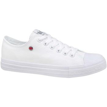 kengät Naiset Matalavartiset tennarit Lee Cooper Lcw 21 31 0082L Valkoiset