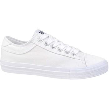 kengät Naiset Matalavartiset tennarit Lee Cooper Lcw 21 31 0145L Valkoiset