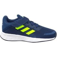 kengät Lapset Juoksukengät / Trail-kengät adidas Originals Duramo SL Tummansininen