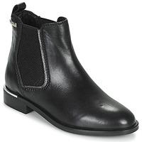 kengät Naiset Bootsit Les Tropéziennes par M Belarbi MYLA Musta / Hopea