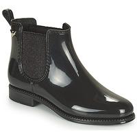 kengät Naiset Kumisaappaat Les Petites Bombes RAIN Musta