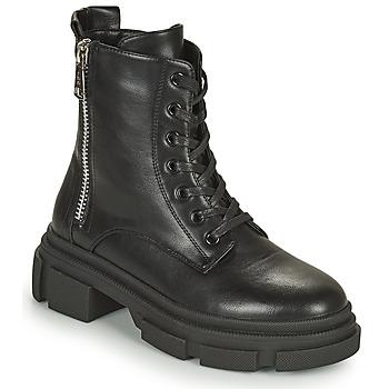 kengät Naiset Bootsit Les Petites Bombes CIANA Musta