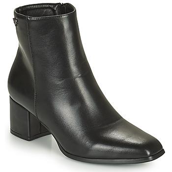 kengät Naiset Nilkkurit Les Petites Bombes CARINE Musta