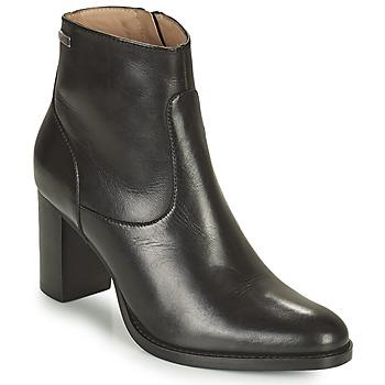 kengät Naiset Nilkkurit Les Petites Bombes AMBRINE Musta