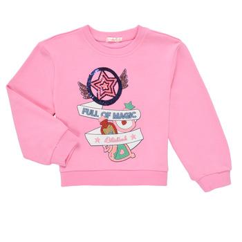 vaatteet Tytöt Svetari Billieblush LOUNNA Vaaleanpunainen