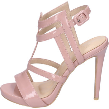 kengät Naiset Sandaalit ja avokkaat Brigitte Sandaalit BJ966 Ruusu