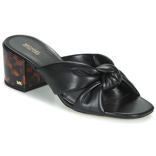 kengät Naiset Sandaalit MICHAEL Michael Kors JOSIE Musta
