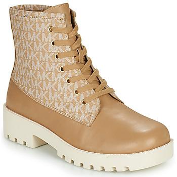 kengät Naiset Bootsit MICHAEL Michael Kors JAX Kamelinruskea