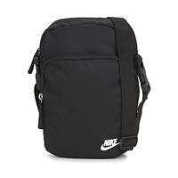laukut Pikkulaukut Nike NK HERITAGE CROSSBODY -  FA22 Musta / Valkoinen