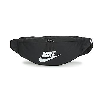 laukut Vyölaukku Nike NK HERITAGE WAISTPACK - FA22 Musta / Valkoinen