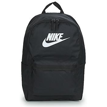 laukut Reput Nike NIKE HERITAGE Musta / Valkoinen