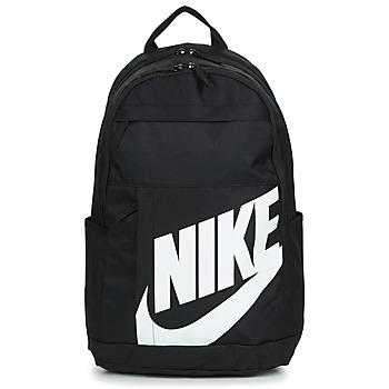 laukut Reput Nike NIKE ELEMENTAL Musta / Valkoinen