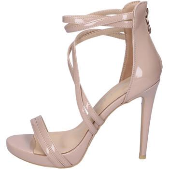 kengät Naiset Sandaalit ja avokkaat Brigitte Sandaalit BJ969 Beige