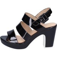 kengät Naiset Sandaalit ja avokkaat Brigitte Sandaalit BJ970 Musta