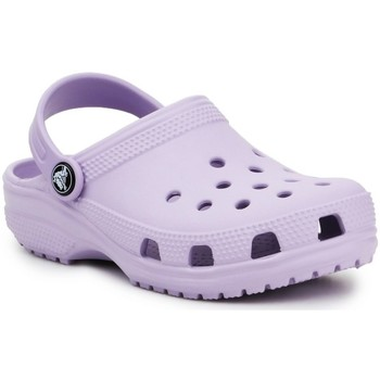 kengät Lapset Puukengät Crocs Classic Clog K Violetit