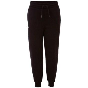 vaatteet Naiset Verryttelyhousut Kappa Inama Sweat Pants Mustat