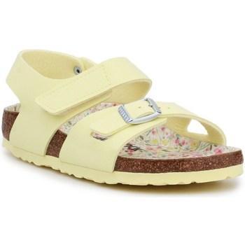 kengät Lapset Sandaalit ja avokkaat Birkenstock Colorado Kids BS Keltaiset