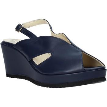 kengät Naiset Sandaalit ja avokkaat Esther Collezioni ZB 115 Sininen