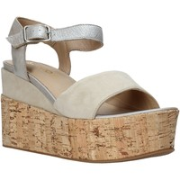 kengät Naiset Sandaalit ja avokkaat IgI&CO 1191 Harmaa