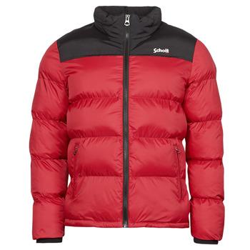 vaatteet Toppatakki Schott UTAH Punainen