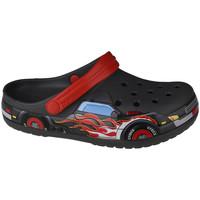 kengät Lapset Puukengät Crocs Fun Lab Truck Band Clog Grise