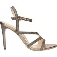 kengät Naiset Sandaalit ja avokkaat NeroGiardini E116530DE Bronze