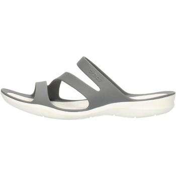 kengät Naiset Sandaalit Crocs 203998 Grey