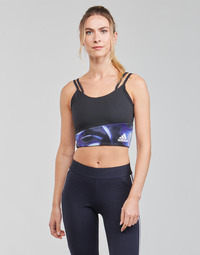 vaatteet Naiset Urheiluliivit adidas Performance WUFORU Musta