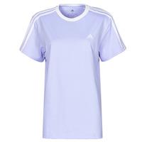 vaatteet Naiset Lyhythihainen t-paita adidas Performance WESBEF Ton / Violetti