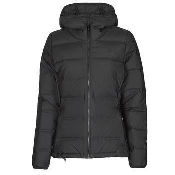 vaatteet Naiset Toppatakki adidas Performance WHELIONIC Musta