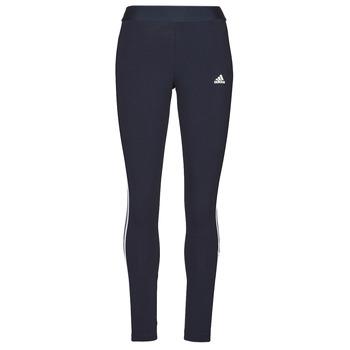 vaatteet Naiset Legginsit adidas Performance WESLEG Muste