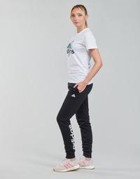 vaatteet Naiset Verryttelyhousut adidas Performance WELINFL Musta