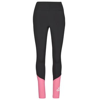 vaatteet Naiset Legginsit adidas Performance WEBLETIG Musta