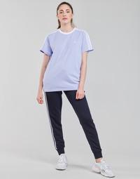 vaatteet Naiset Verryttelyhousut adidas Performance WESFTEC Muste