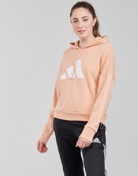 vaatteet Naiset Svetari adidas Performance WIFIEB HOODIE Blush / Tunnelmallinen