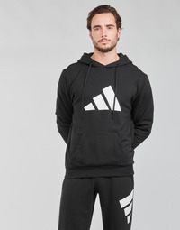 vaatteet Miehet Svetari adidas Performance M FI 3B HOODIE Musta