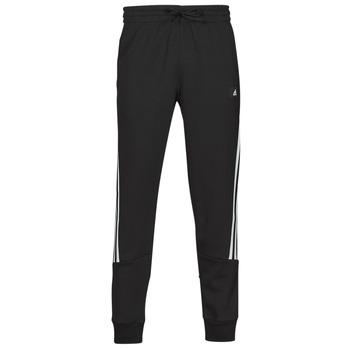 vaatteet Miehet Verryttelyhousut adidas Performance M FI 3S PANT Musta