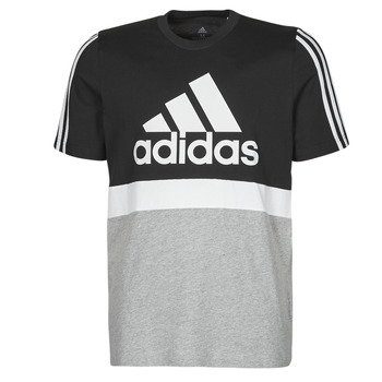 vaatteet Miehet Lyhythihainen t-paita adidas Performance M CB T Musta