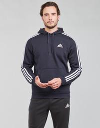 vaatteet Miehet Svetari adidas Performance M 3S FL HD Muste