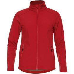 vaatteet Naiset Takit Gildan SS800L Red