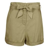 vaatteet Naiset Shortsit / Bermuda-shortsit Ikks ELVIRA Khaki