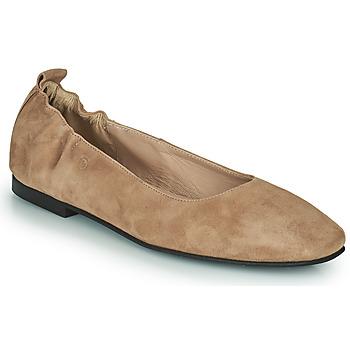 kengät Naiset Balleriinat Betty London PETRUS Konjakki